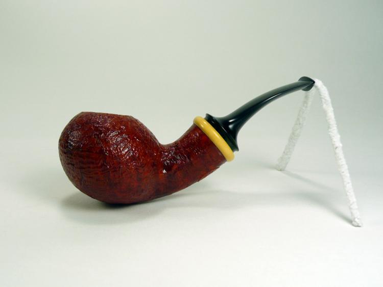 Andrey Smirnov Sandblasted apple